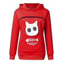 Load image into Gallery viewer, Sweatshirt Animal Pouch Hood Tops(BUY 2 FREE SHIPPING) - GoinsShop