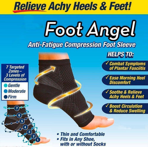 Foot Angel  Pain Soothing Support Socks - GoinsShop