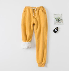 Ultra Warm Comfy Pants -  Premium Cashmere - GoinsShop
