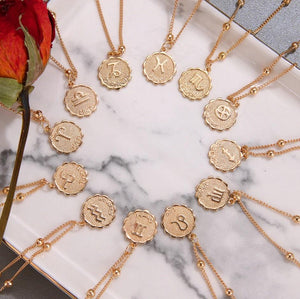 Zodiac Necklace - GoinsShop