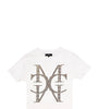 Футболка Signature Crystal MC White Tee