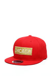 бейсболка - Chicago City Snapback.