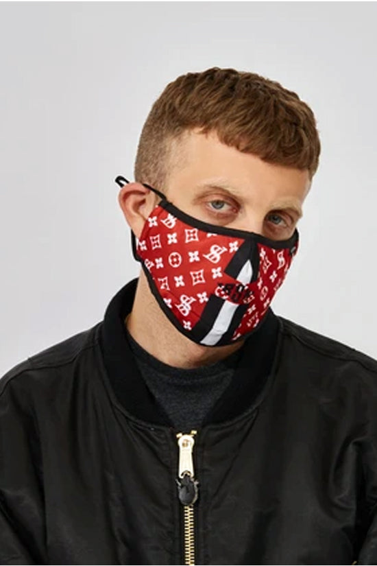 Маски - ALLOVER FACE MASK