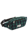 СУМКА PLAID BELT BAG