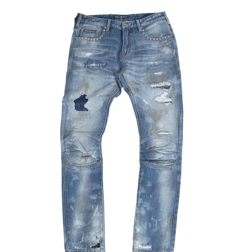 джинсы - MICHAEL CHERRY STUD JEANS