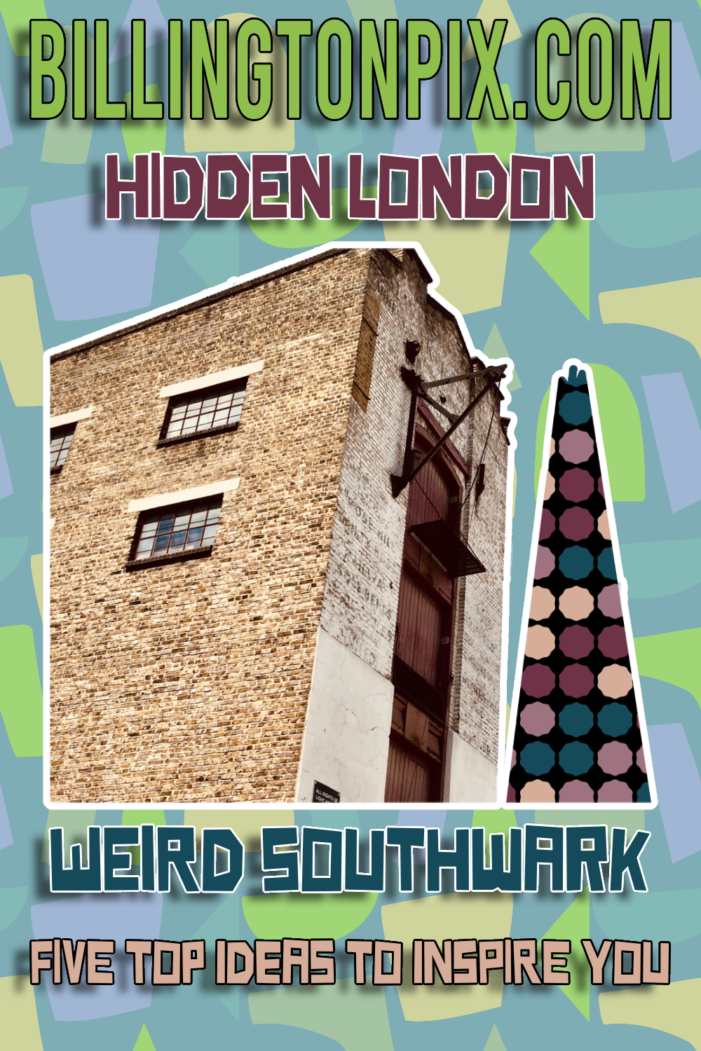 Five Weird and Educational Things to Do in Southwark