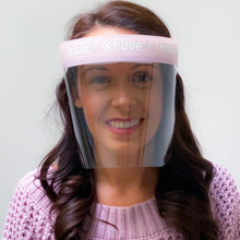 Load image into Gallery viewer, Teacher Inspired Face Shield Edition 1 & 2 Bundle - Regular Size - Splash Shield - 10 pcs.