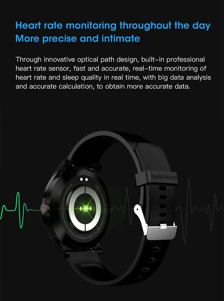 Heart rate monitoring support