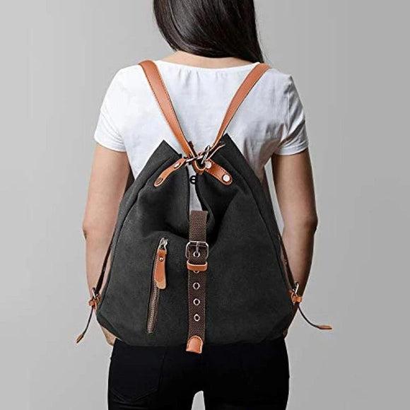 Dual-purpose Large-capacity Backpack