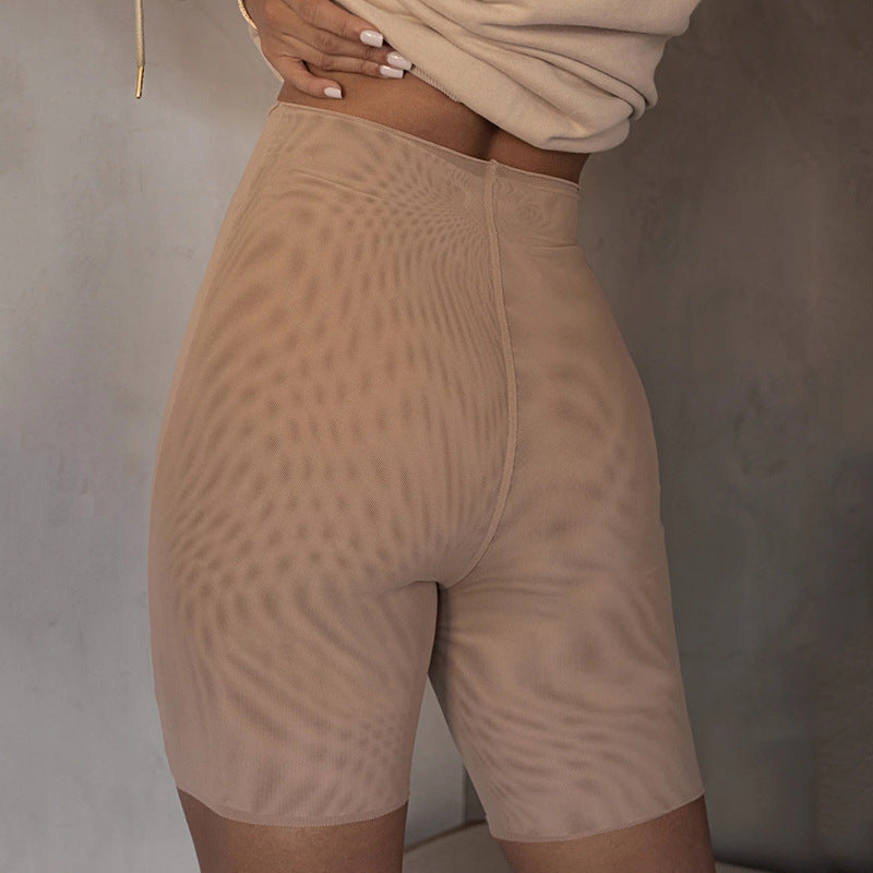High Waist Sexy Bodycon Casual Streetwear Mesh Shorts