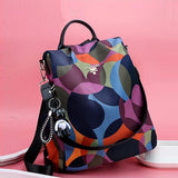2020 New Beautiful Water-Resistant Anti-theft Backpack(7 colors)
