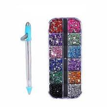 Magic Diamond Painting & Nail Art Pen - Asia-Peak