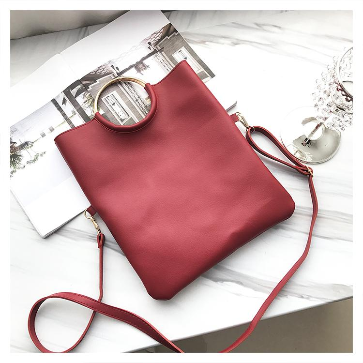 Arsmundi Fashion Folding Crossbody Bag