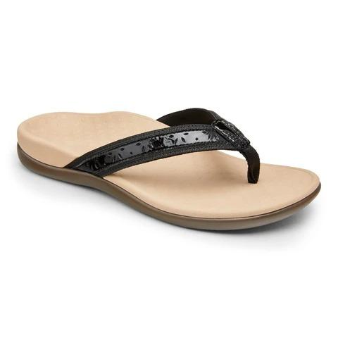 Vionic Leather Thong Sandals(5 colors available)