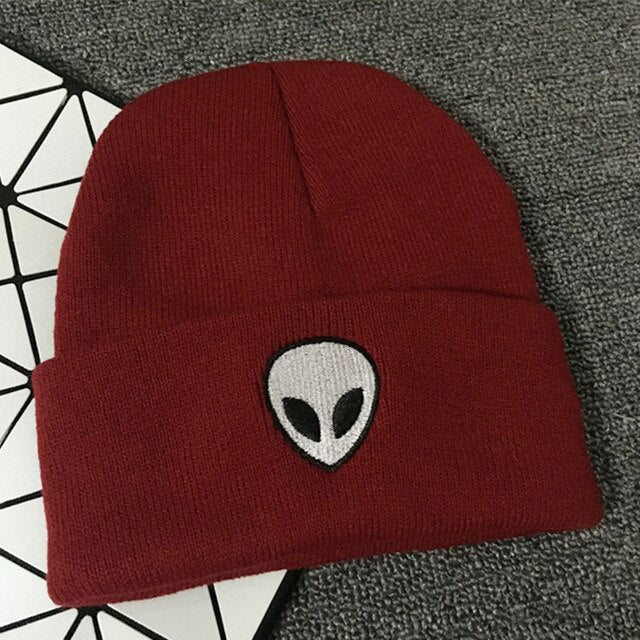 2018 New Women's Hats Casual Autumn Winter Brand Layer Thick Knitted Girls Skullies Beanies Fashion Warm Hat For Women