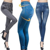 BEFORW Fashion Sexy Jeans For Women Pants With Pockets Sexy Women Jean Skinny Leggings Stretchy Slim Leggings