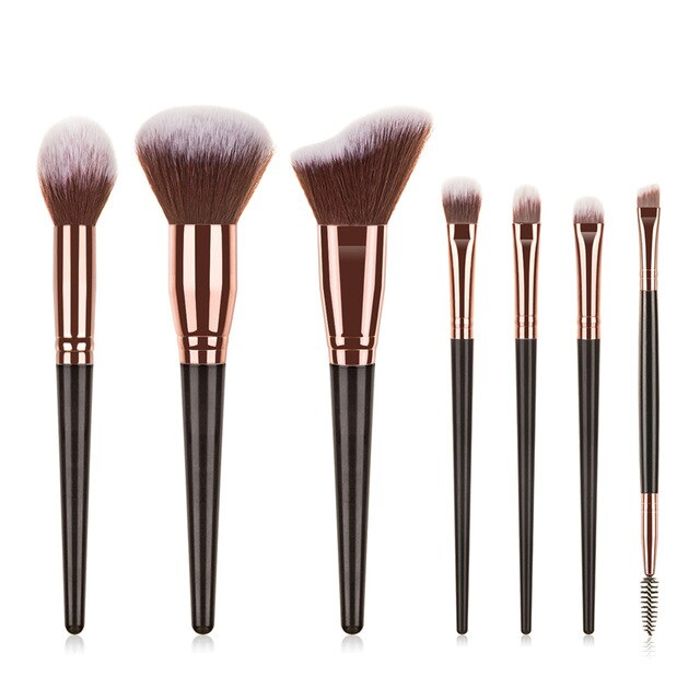 DOXA 2020 New Nylon Hair Makeup Brushes Tool Set