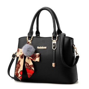 2020 New Women Elegant Shoulder Bag PU Leather Single Crossbody Satchel Luxury Handbag Sweet Tote  Messenger Bag Bolsa