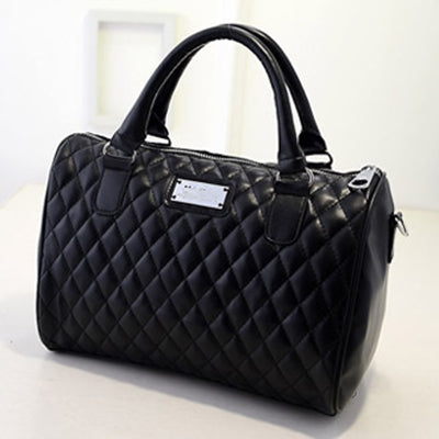 Arsmundi New Pattern Women Shoulder Bag Fashion Diamond Leather Handbags Vintage Pillow Luxury Bag Messenger Clutch Ladies Bag