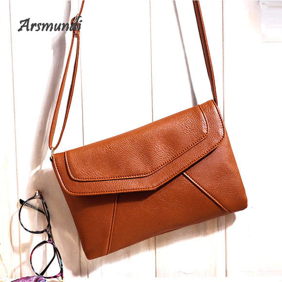 Fashion Women's Handbags Casual Single Shoulder Handbag Lovely Black White Red Women Bag Luxury Leather Women Handbag
