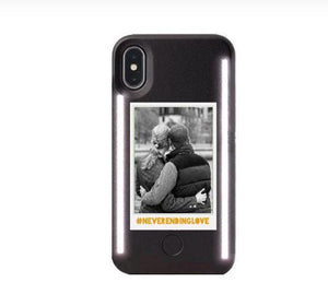 Polaroid LED Selfie Case - Exclusive ID