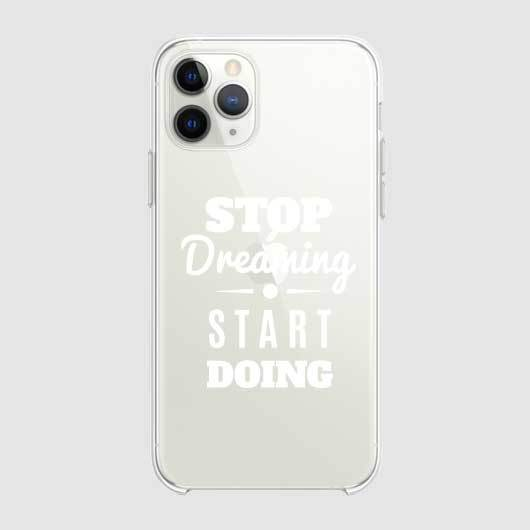 Stop dreaming - Excklusive ID
