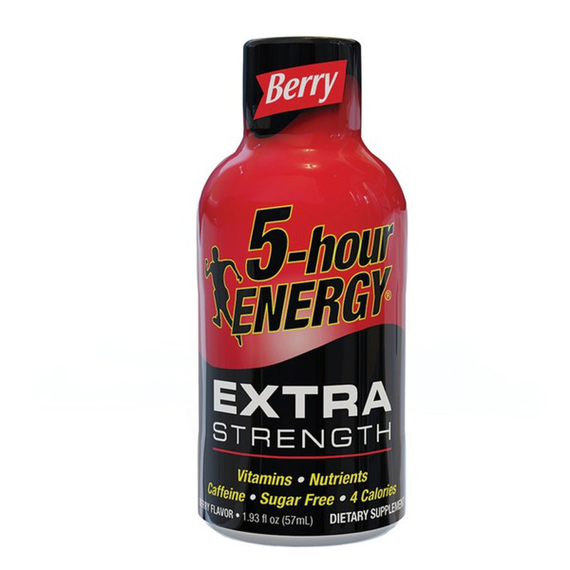 5 Hour Energy Drink (Berry)