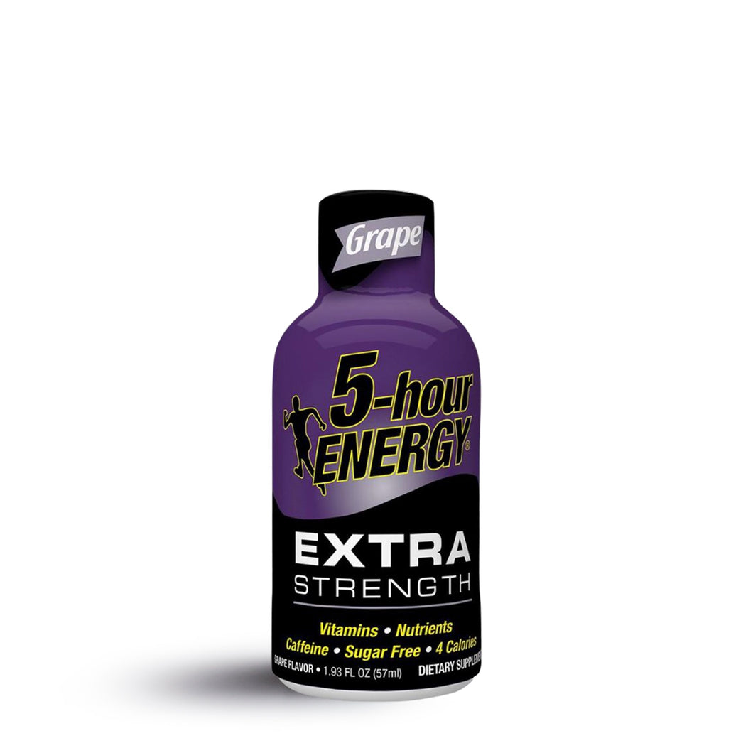5 Hour Energy Drink (Grape)