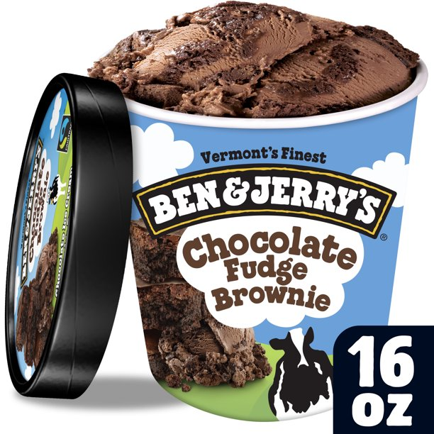 Ben & Jerry's Chocolate Fudge Bar Pint