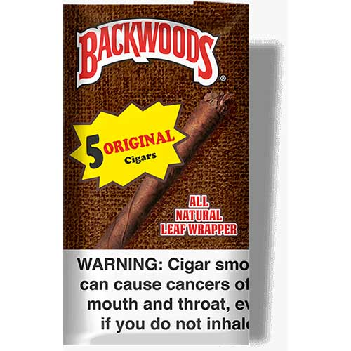 Backwoods Cigars - Original