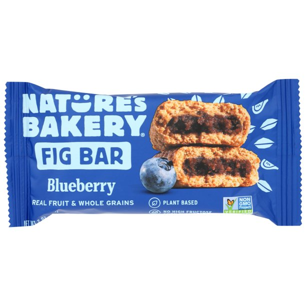 Nature's Bakery Fig Bar - Blueberry (2oz)