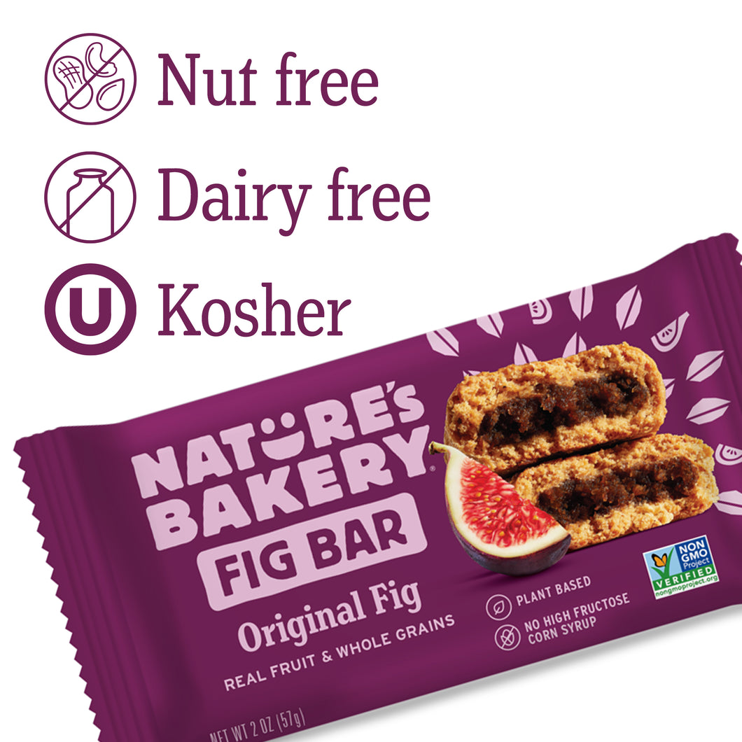 Nature's Bakery Fig Bar - Original (2oz)