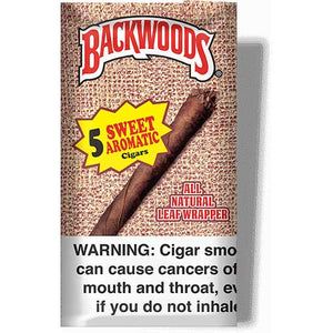 Backwoods Cigars Sweet Aromatic - 5 pack