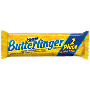 Butter Finger King Size (2pc) - 3.7oz
