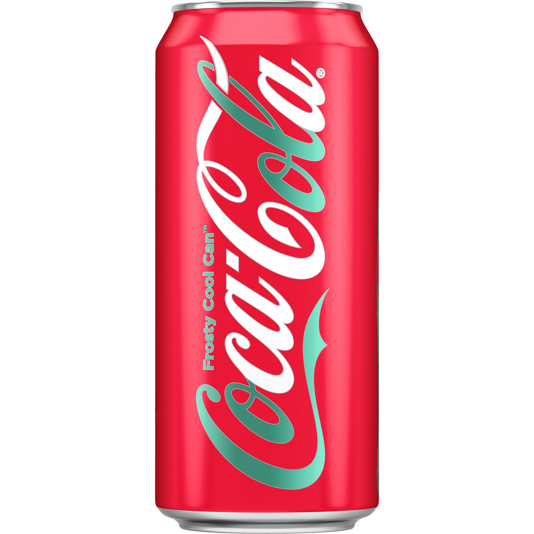 Tall Coke Can 16oz