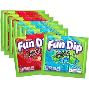 LikMaid Fun Dip Candy (Razz Apple)