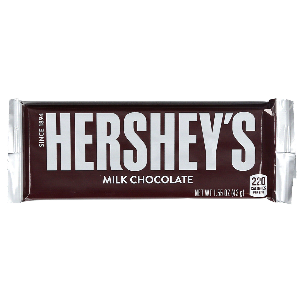 Hershey's Milk Chocolate Bar - 1.5oz
