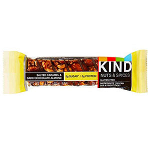 KIND Bar - Salted Caramel Dark Choc Almond