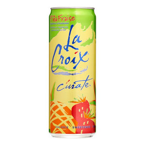 La Croix Sparkling Water - Pineapple Strawberry (12oz)