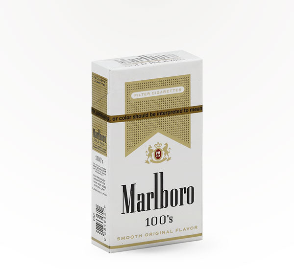 Marlboro Light 100's