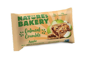 Nature's Bakery Oatmeal Crumble - Apple