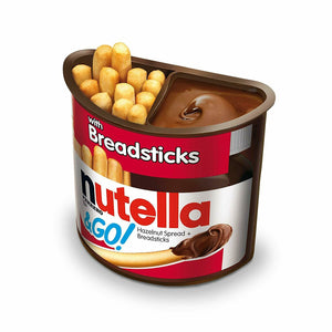 Nutella w/ Breaksticks Cup