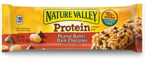 Natures Valley Protein Bar - Peanut Butter Dark Chocolate
