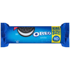 Oreo King Size Packet 10ct