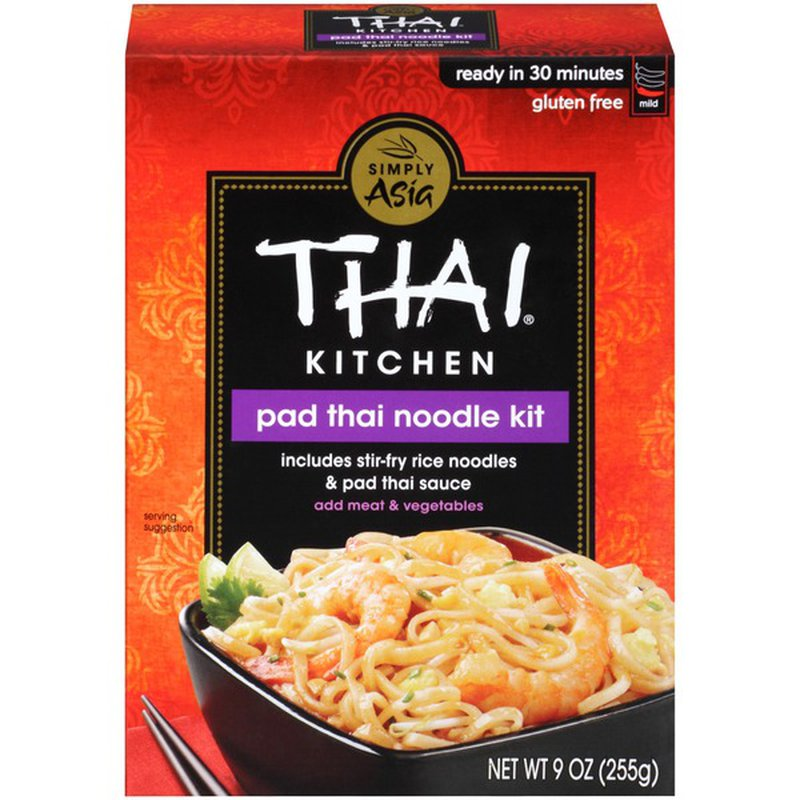 Pad Thai Noodle by Thai Kitchen (Gluten Free)