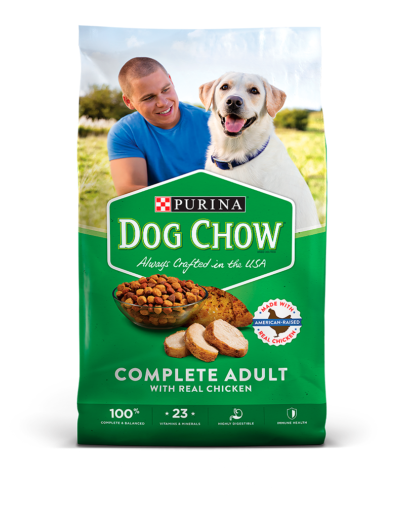 Purina Dog Chow - Complete Adult w/ Chicken