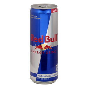 Red Bull Regular 12oz