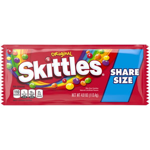 Skittles Share Size - 4oz