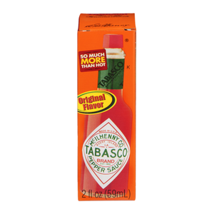 Tabasco Hot Sauce (2oz)