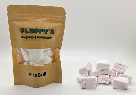 Fireball Flavored Marshmallows